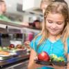 Scoala vegetariana pentru combaterea obezitatii in randul copiilor