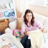 Trusoul bebelusului pentru acasa