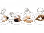 Atasarea corecta a copilului la san