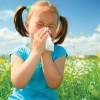 Alergiile de primavara la copii