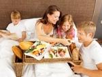 Micul dejun corect pentru proaspata mama