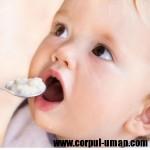 Dieta la copii