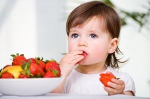 Fructe pentru copii