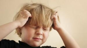 Lovituri la cap la copii