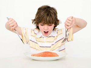 Copii - Pestele cu mercur