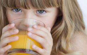 Suc de fructe pentru copii