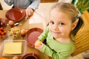 Obiceiurile alimentare la copil