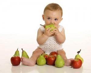 Elemente nutritive bebe