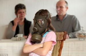 Efecte secundare fumat pasiv copii