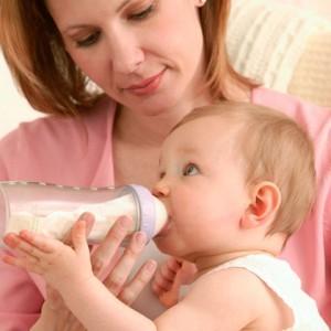 Laptele pentru copii