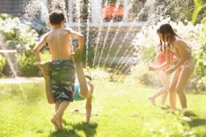 Afectiuni de vara la copii