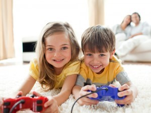 Pericole jocuri video copii