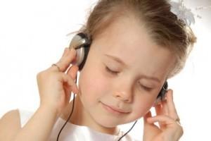 Efectele muzicii la copii