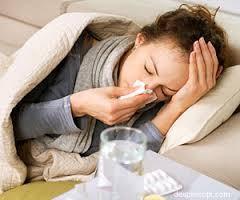 Pneumonia - simptome