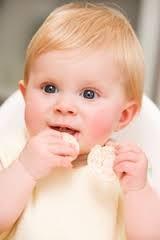 Consumul de orez la copii