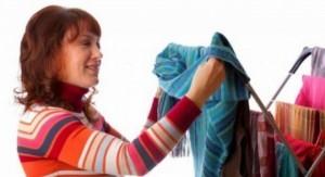 Uscarea hainelor in casa