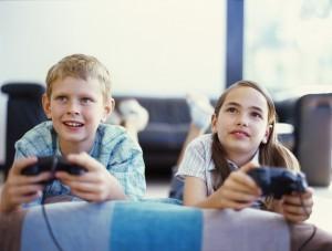 Jocurile video pentru copii