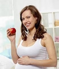 Alimentatia in exces in sarcina