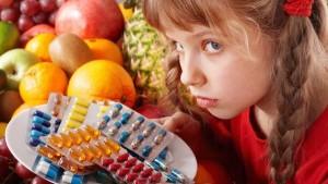 Suplimente cu vitamine pentru copii
